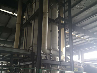 Automatic low-temperature evaporation sodium sulfate crystallization high-salt concentration equipment